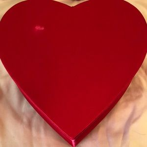 Storage & Organization - REDUCED - A beautiful Red Heart Box